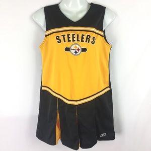 REEBOK | cheerleader dress Steelers kids XL 16